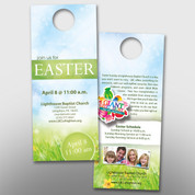 Easter Door Hanger (small) #14120