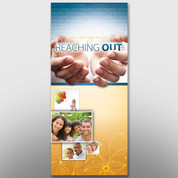 """Reaching Out"" Theme Banner #14048"