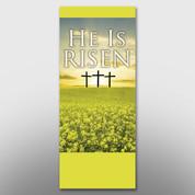 """""""He Is Risen"""" Banner #14126"""
