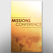 Missions Conference Banner #14170