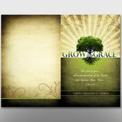 """Grow In Grace"" Bulletin #14030"