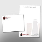 Small Stationery & Envelope Set #14176