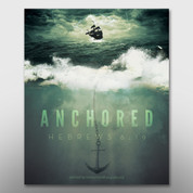 """Anchored"" Theme Magnet #14253"