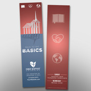 """""""Back to the Basics"""" Bookmark #14264"""