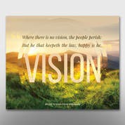 """Vision"" Theme Magnet #14291"