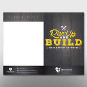 """Rise Up and Build"" Bulletin #14294"