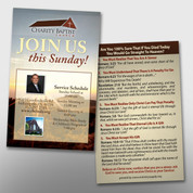 """Join Us"" Invite Card #14079"