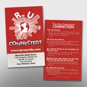 """R U Connected?"" Invite Card #14163"