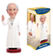 Pope Francis Bobble Head Doll and collectors box with styrofoam protection.