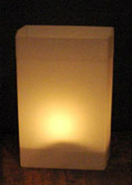 Luminaria Bags to use with luminaria candles (Sold Separately)