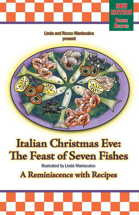 Italian christmas eve the feast of 7 fishes book by rocco for Italian seven fishes