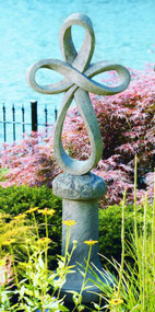 Eternity Cross  (Contemporary Pedestal (#8250) is sold separately)