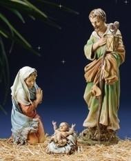 Figures A/B/C: Holy Family Set (39530)