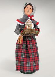 Woman Selling Gingerbread