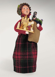 Byers' Choice Carolers ~The Nutcracker Woman