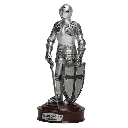Armor Of God Knight Figure