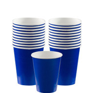 9-ounce cups, 18 per package. Coordinating dessert plates, dinner plates, small and large napkins also available! Pink or Blue