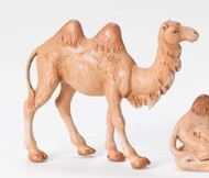 """Fontanini 5"""" Scale Standing Camel. Material: Polymer"""