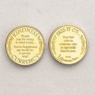 Randon Acts of Kindness Currency Pocket Tokens