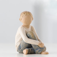 Willow Tree Caring child