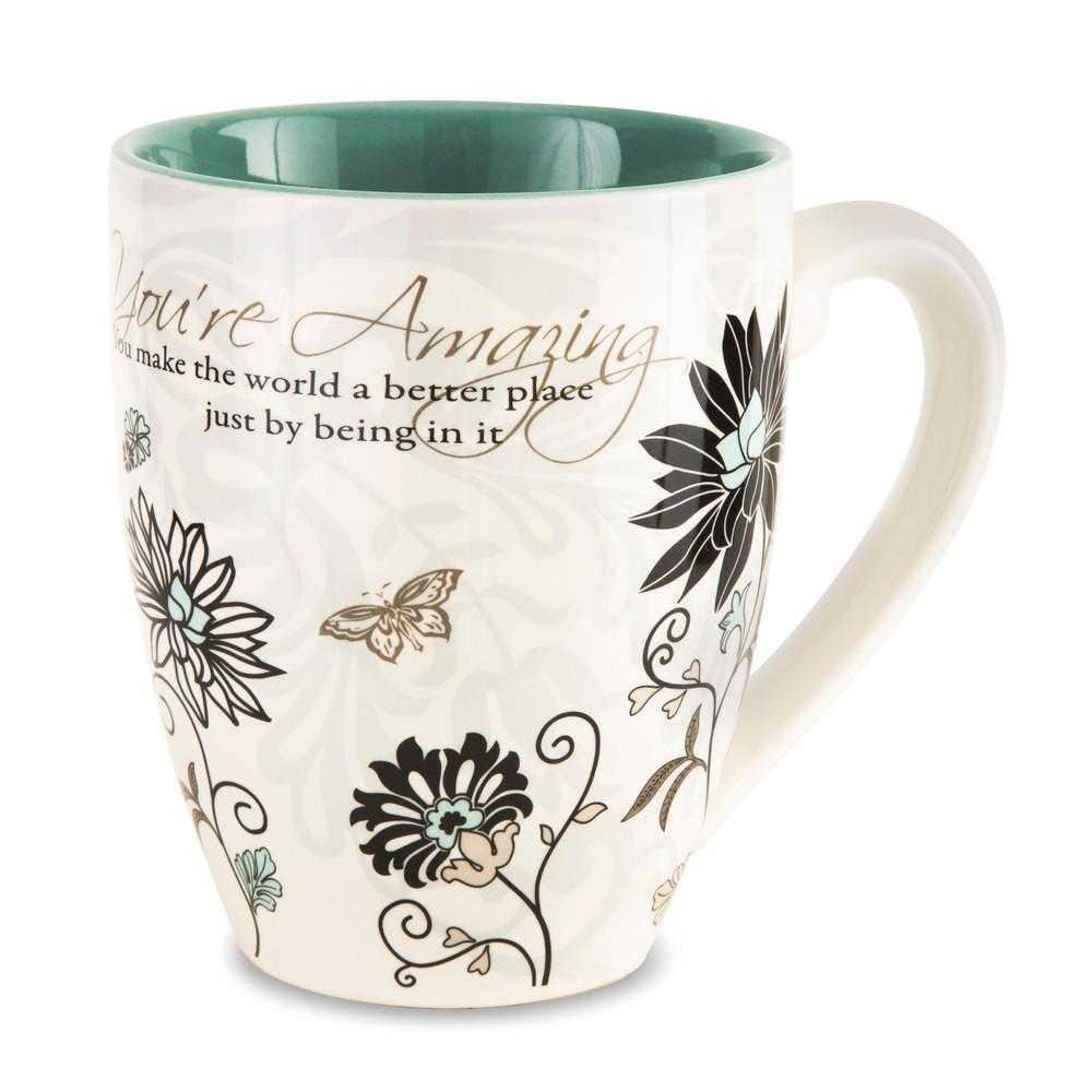 You 39 Re Amazing Coffee Mug Giftswithlove Inc