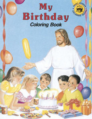 Coloring Book, My Birthday