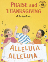 Coloring Book, Praise and Thanksgiving