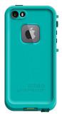 LifeProof FRE Case iPhone 5/5S - Teal/Dark Teal