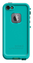 LifeProof FRE Case iPhone 5/5S - Teal/Dark Teal