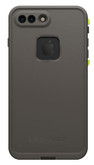 LifeProof FRE Case iPhone 7+ Plus - Dark Grey/Slate Grey/Lime
