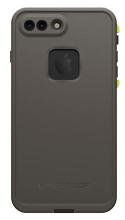 LifeProof FRE Case iPhone 7+ Plus - Dark Grey/Slate Grey/Lime