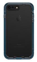 LifeProof NUUD Case iPhone 7+ Plus - Indigo/Blazer Blue/Clear