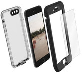 LifeProof NUUD Case with Alpha Glass iPhone 7+ Plus - Black