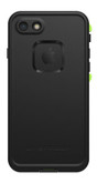LifeProof FRE Case iPhone 8/7 - Black/Lime