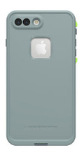 LifeProof FRE Case iPhone 8+/7+ Plus - Abyss/Lime/Stormy Weather