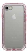 LifeProof NEXT Case iPhone 8/7 - Clear/Rose