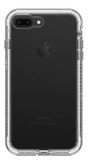 LifeProof NEXT Case iPhone 8+/7+ Plus - Clear/Grey