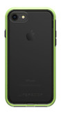 LifeProof SLAM Case iPhone 8/7 - Clear/Lime/Black