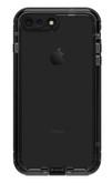 LifeProof NUUD Case iPhone 8+ Plus - Black
