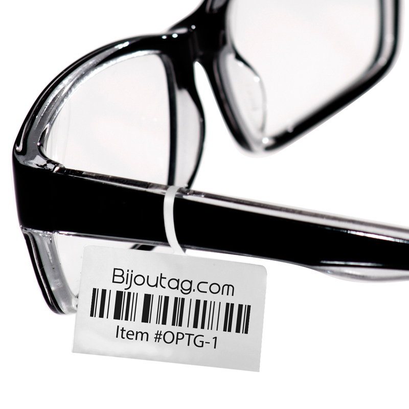 It is a graphic of Selective Optical Tags and Labels