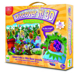 Discover It! 3D - Bugs