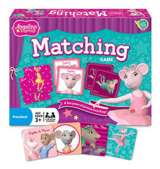 Angelina Ballerina Matching Game