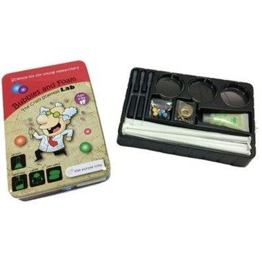 Bubbles and Foam Lab Kit