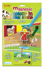 Farm Magnetic Play Scene