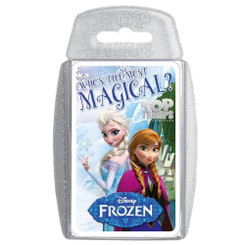 Frozen Top Trumps