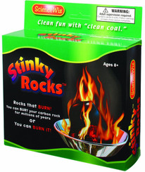 Stinky Rocks by Science Wiz