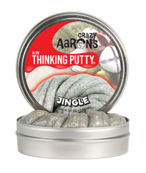 Crazy Aarons Jingle, UV Reactive Putty 10cm tin