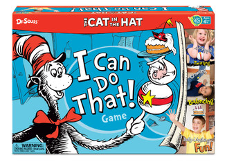 The Cat in the Hat, I Can Do That Game