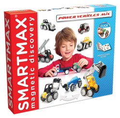 SmartMax Power Vehicles-Max, 25pcs