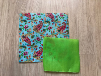 Wax Lunch Wrap - Floral